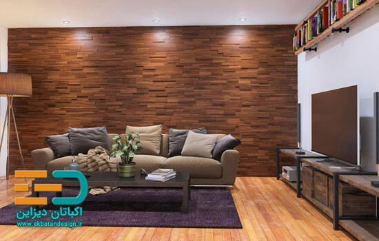 دیوار-پوش-چوبی